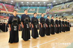 61th All Japan Police KENDO Tournament_060