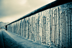 MAUERFALL - Berlin Wall - 25 YEARS AGO TODAY -- THIS WALL CAME DOWN. photo by TheG-Forcers (Mike - CATCHING UP)