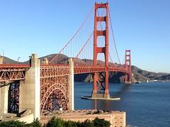 Golden Gate Bridge San Francisco photo by docentjoyce