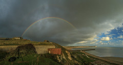 Newhaven Rainbow photo by JR Aperture