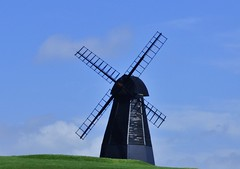 Rottingdean Windmill photo by grassrootsgroundswell