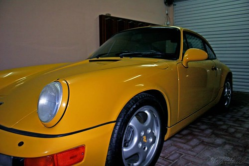 Porsche 911 Carrera 2 - 968