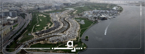Dubai Creek Golf & Yacht Club, Overview