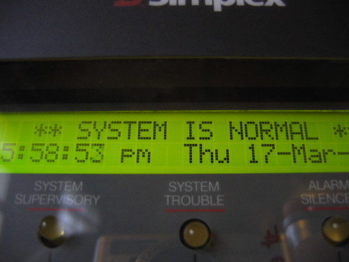 System Is Normal