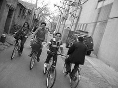6-Verano azul en las calles de Beijing con Jon