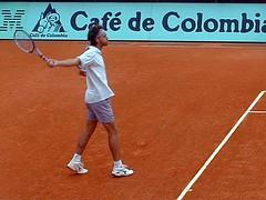 Guga i French Open 2000