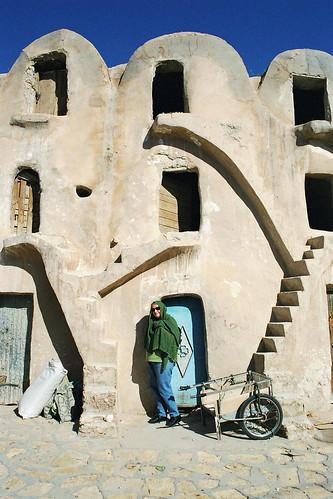 Tunisie-049 greniers de blé
