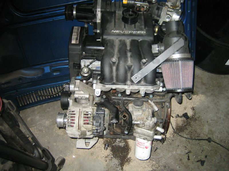 FS: EIP tuned neuspeed, supercharged 2 0L engine (w/ more