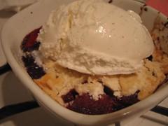 Mixed Berry Dessert