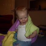Playing peek-a-boo<br/>21 Feb 2006