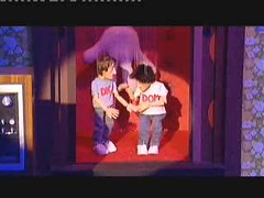 Dick and Dom in da Bungalow Marionettes