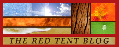 Back to The Red Tent Blog