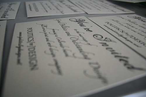 Fake Wedding Invitations