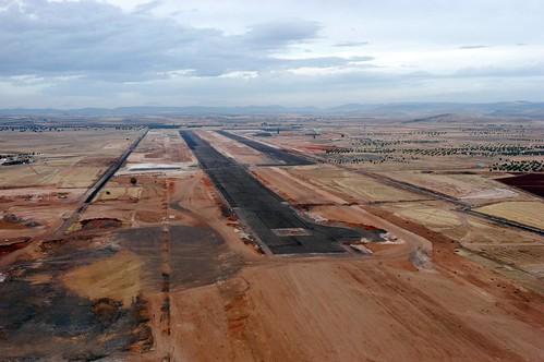 Aeropuerto Don Quijote Ciudad Real