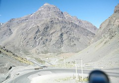 Road to Mendoza - Pass