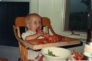 i was a hungry baby