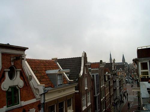 Amsterdam Roof peaks