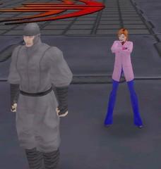 Evil Fraro and Ninja