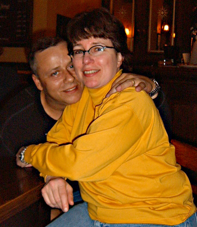 Tami and her husband