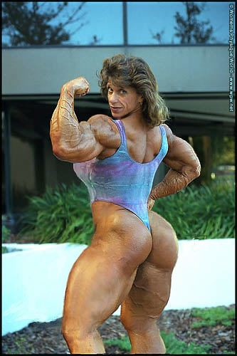 Tell Me If My Desire For Muscular Women Is Normal