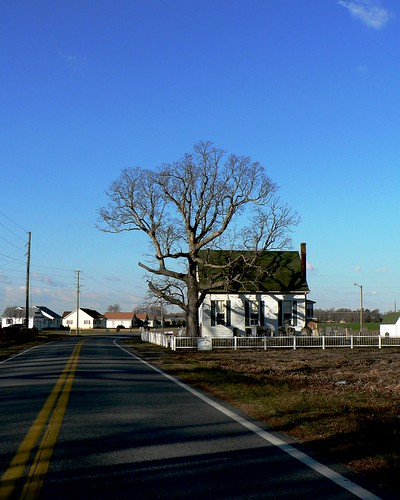Church on Cedar Neck