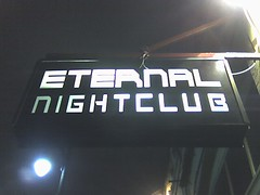 annie w/fucked sound courtesy of Eternal nightclub