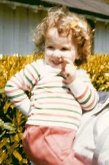 Toddler Kristin