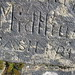 125-year old graffiti on a 900-year old Monastary
