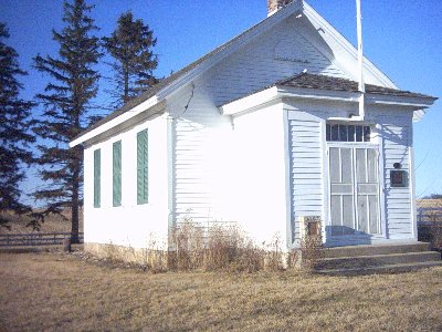 Antioch School, Jones County, Iowa