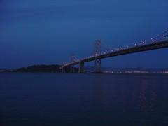Bay Bridge@dawn
