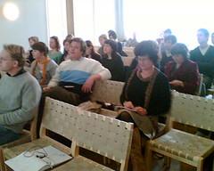 Blogging-seminarium i Oslo
