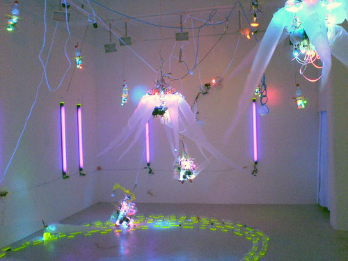 J Shih Chieh Huang at Virgil de Voldere