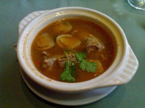 Tom Yum Sriklong Moo
