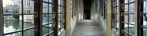 bridge of sighs panorama