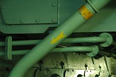 Lube oil pipe