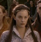 Arwen serious