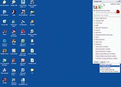 Google Talk 1.0.0.91 Buddy List view options