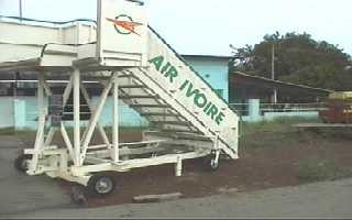 Escalier-Air Ivoir