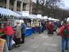 Stalls at Edinburgh's Farmers market on Castle Terrace (2)