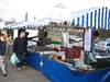 Stalls at Edinburgh's Farmers market on Castle Terrace (3)