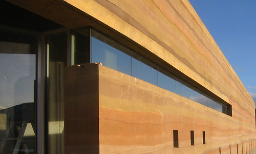 Sirewall Stabilized Insulated Rammed Earth The New