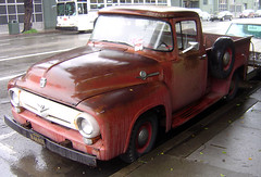 Ford Pickup - Front