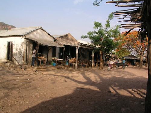 Downtown Dindafalou