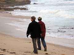 backbeach menfolk