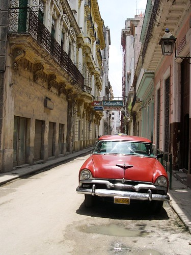 Frozen In Havana's Time