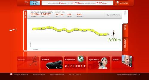 iPod & Nike Plus
