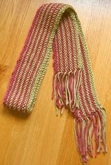 DB cashmerino superbulky scarf