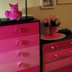 old furnitures get new :)