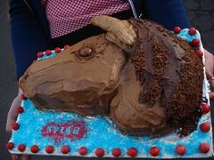 kylees horse cake