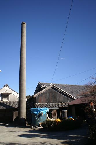 japanese SAKE brewing factory